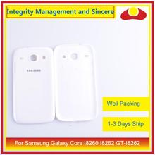 For Samsung Galaxy Core I8260 I8262 GT I8262 GT I8260 Housing Battery Door Rear Back Cover Case Chassis Shell Replacement