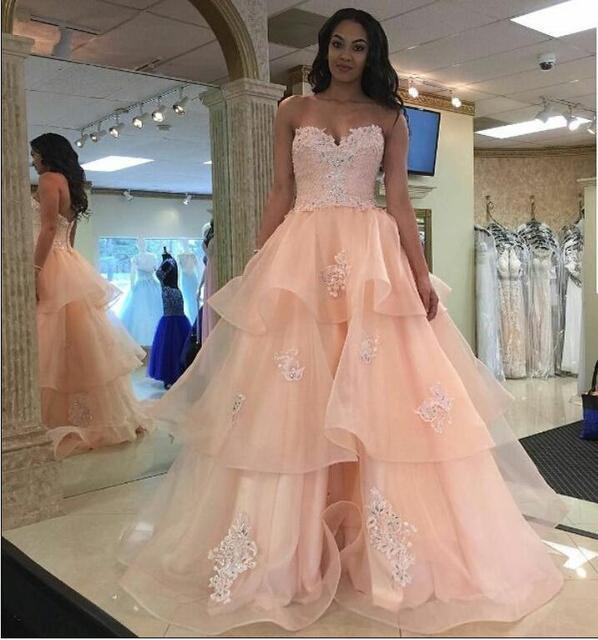 Formal Dresses In Memphis Tn: Aliexpress.com : Buy Sexy A Line Light Pink Prom Dresses