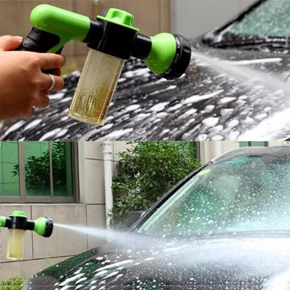 STK Car Sell Portable Auto Car Foam Water Gun, High Pressure Washer Tools