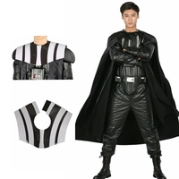 XCOSER Darth Vader Costume Adult Full Outfit For Halloween Cosplay Party Show