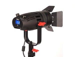 Image 5 - 1 шт., френель, безвентиляторсветильник Фокусируемый светодиодный светильник дневного света, 30 Вт
