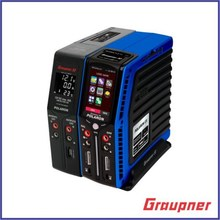 "Graupner Polaron EX Combo 7S 3"" Color and Touch TFT (Blue) TFT LCD touch display for programming charger"