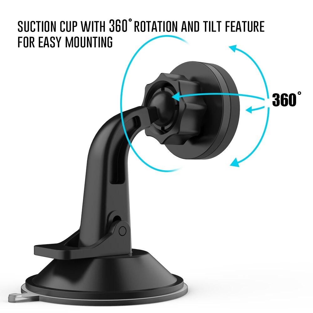 nulaxy универсальный 360 градусов вращения магнитный
