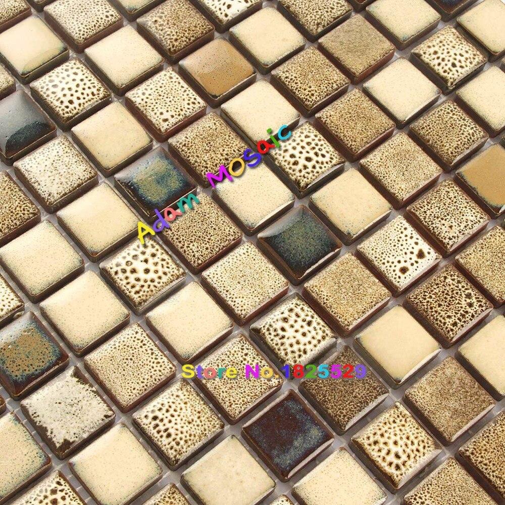 Vintage Mosaic Tiles Subway Shower Wall Tile Decorative Mosaic ...