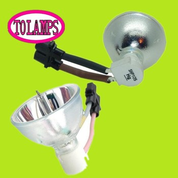 Compatible Bare projector Bulb SHP105 EC.J3901.001 For  XD1150 XD1150P XD1150D XD1250 Projector Lamp Bulb without housing