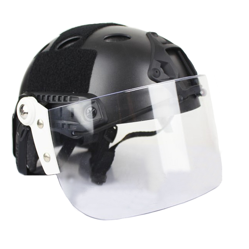 TAK YIYING Airsoft Helmet Paintball Goggles tactical helmet goggles Airsoft Helmet Accessories