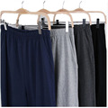 Novo 2017 Calças dos homens Calças Compridas Hop Corredores Finos Calça Casual Masculino Calças Calças Dos Homens de Roupas