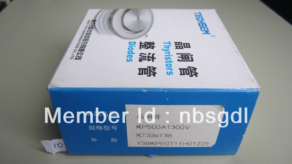 Тиристор TECHSEM KP500A 1300 Y38KPE SCR