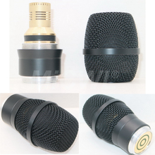 استبدال KSM9 اللاسلكية ميكروفون الأساسية رئيس يده كبسولة خرطوشة ل Shure KSM9 PGX58 PGX24 SLX24 SM5 8 87A 288 مكثف