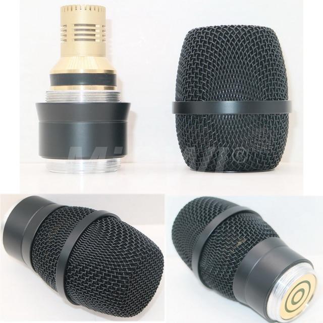 Replace KSM9 Wireless Microphone Core Head Handheld Capsule Cartridge for Shure KSM9 PGX58 PGX24 SLX24 SM5 8 87A 288 Condenser