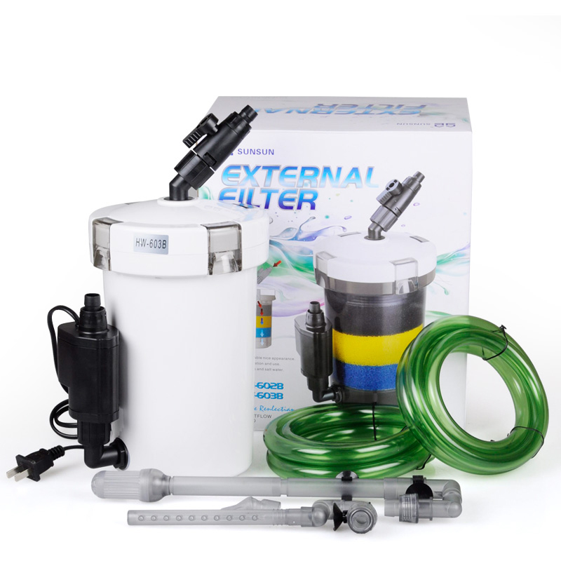 Buy hw602b type aquarium accessories Types of aquarium filters