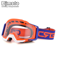 BJMOTO 100% Marca Motocross Occhiali di Protezione Per Moto Casco ATV DH MTB Dirt Bike Occhiali Da Corsa Ciclismo Oculos Gafas Occhiali Occhiali Da Moto