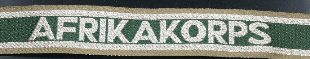 EMD WW2 Uniform Cuff Strip1 North Africa