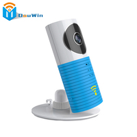 Wireless Baby Monitor IP Camera Intelligent Alerts Nightvision Intercom Camera Support IOS Android Clever Dog Video