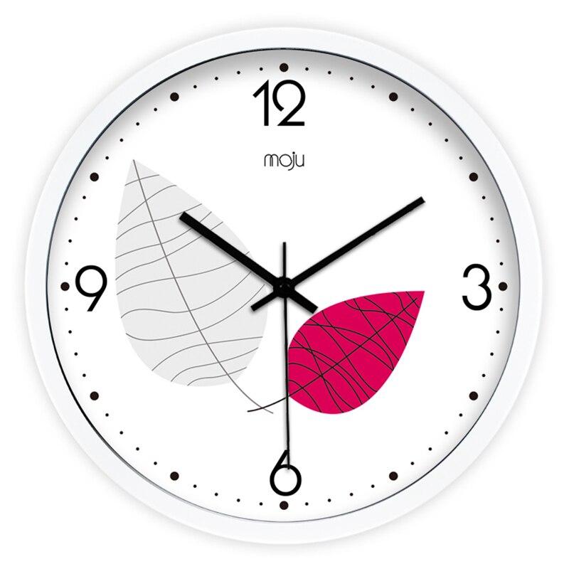 Horloge murale moderne en métal décor à la maison de luxe montre de poche Pendule Salon cadeau silencieux grande décorative belle horloge murale DDN409