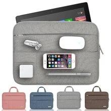 """12.5 """"13.3"""" рукав для Xiaomi Air13.3 Air 12.5 компьютер Аксессуары 12 13 дюймов Сумка для ноутбука для мужчин и женщин сумки таблетки Notebook Case"""