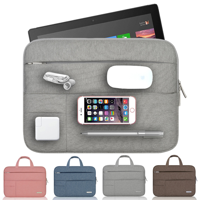 """12.5""""13.3"""" Sleeve for Xiaomi Air13.3 Air 12.5 Computer Accessories 12 13 inch Laptop Bag for Women men Tablet Bags Notebook Case"""
