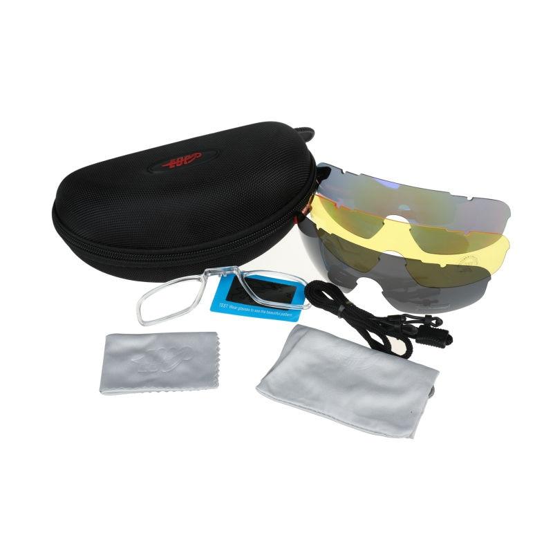 COMAXSUN Syzet e Polarizimit të Polarizuar Biçikletë Mbrojtja për - Çiklizmit - Foto 2