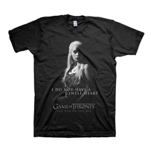 Game Of Thrones Daenerys Targaryen T Shirt Mother Of Dragons Women tshirt Black Blue