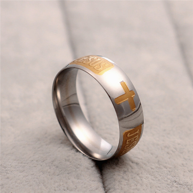 Christian Jesus ring 3