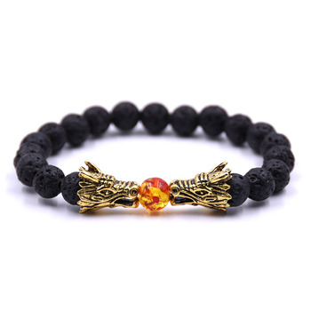 Dragon Fireball Beaded Bracelet 5