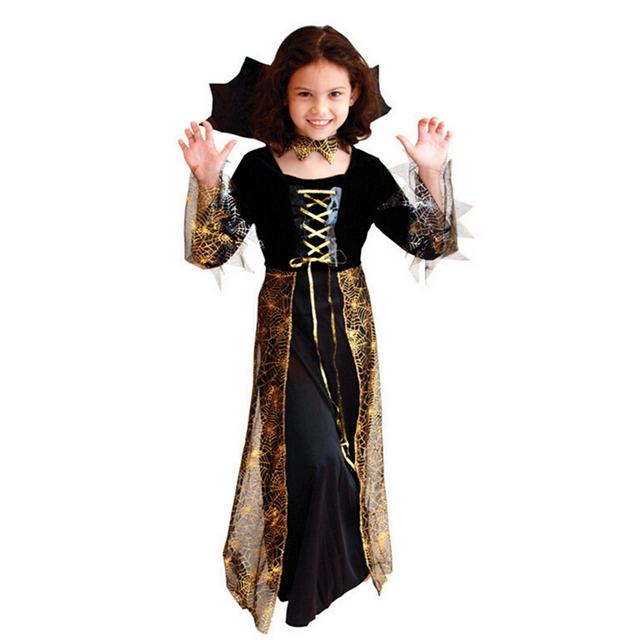 new poisonous spider costume spider clothing trendy halloween costumes party supplies costume beautiful spider girl