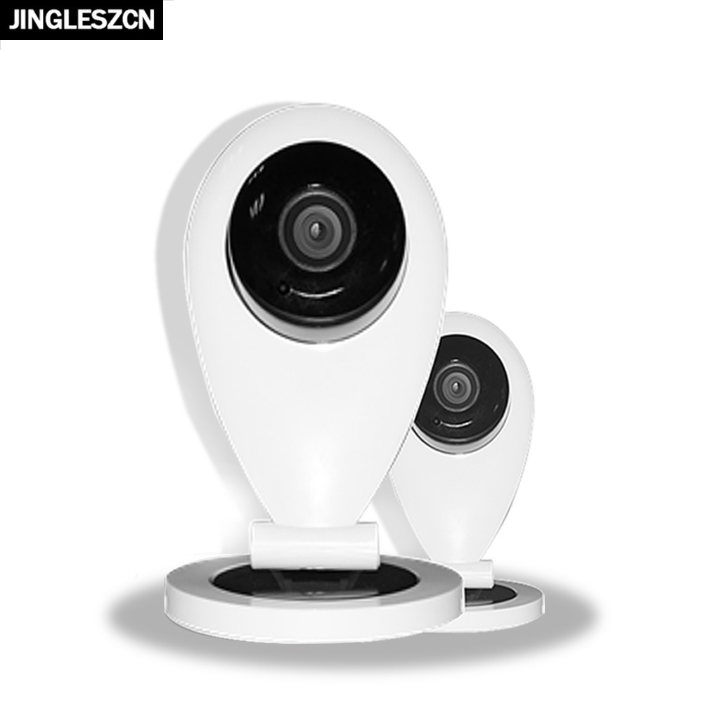 JINGLESZCN IP Camera WiFi Baby Monitor HD 960P 720P Video Monitor Wireless Network Serveillance Security Camera For Indoor Home 720p hd hi3518c ov9712 indoor mini security video ip camera with free cms software for home baby security