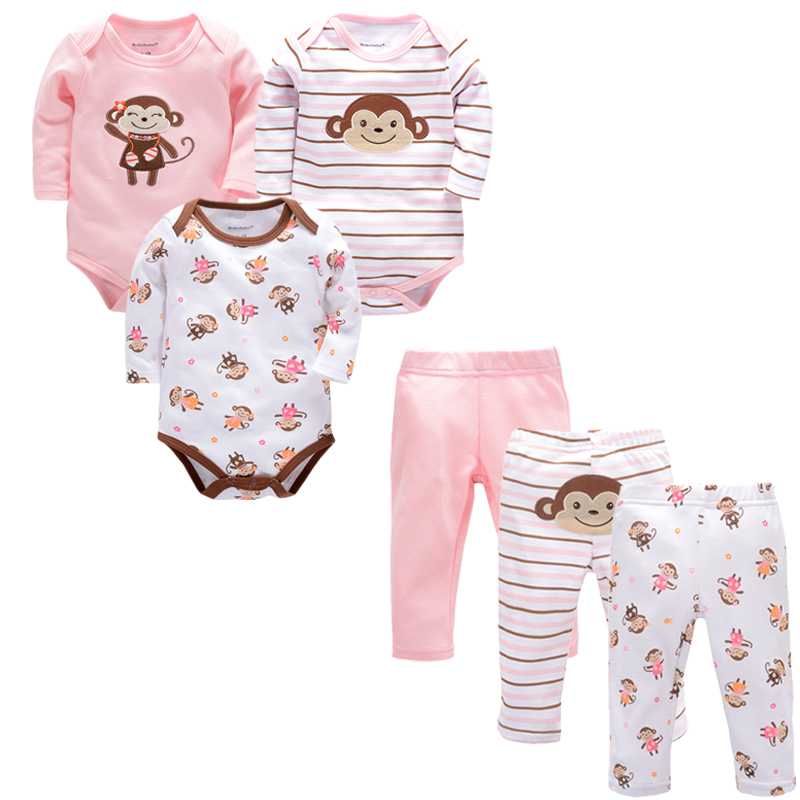 Monther s Day Bebe Set Newborn Baby Girl Clothing Boy Winter Clothes pant for Kids 0