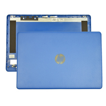 NEW laptop case For HP 17-BS 17T-B 17Z-AK000 Series LCD Back A Covers LCD DISPLAY BLUE TOP Cover Assembly 926485-001 lcd display blue