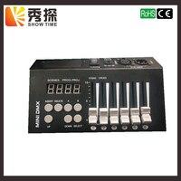 Sale promotion for MINI DMX 54 Controller Stage Lighting DJ Equipment Dmx Console easy to carry mini controller led par