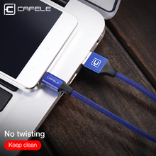 Cafele Nylon Braided USB Cable 8 Pin USB Charging Cord for iPhone 7 Plus / 7 / 6s Plus / 6s / 6 Plus / 6 / 5s / 5c / 5