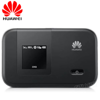 4G router Unlocked HUAWEI E5372 E5372s 32 4G 150Mbps Cat4 Mobile Pocket 4G Mifi Wireless Hotspot Modem with SD card slot