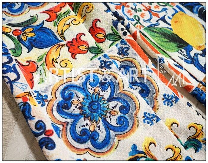 Llegada De Anchos Alta As Paneled Pantalones Pierna Pic Longitud Mujeres Tobillo Las Nueva Impresas Moda Vendimia Lujo Cintura La Marca 2018 wBPqICdd
