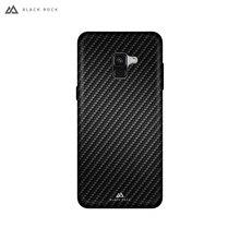 Чехол-накладка Black Rock Flex Carbon Case для Samsung Galaxy A8 (2018) цвет черный