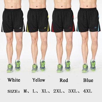 Adsmoney mężczyźni i kobiety tenis spodenki oddychające i szybkie suszenie do biegania treningowe badmintona mecz spodenki 4 kolory tanie i dobre opinie Poliester Pasuje mniejszy niż zwykle proszę sprawdzić ten sklep jest dobór informacji Stałe Szorty Suknem 880-1 Short