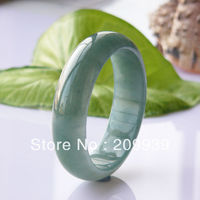 N378 Сертифицированный Природный средний зеленый камень китайский (A0427) браслет