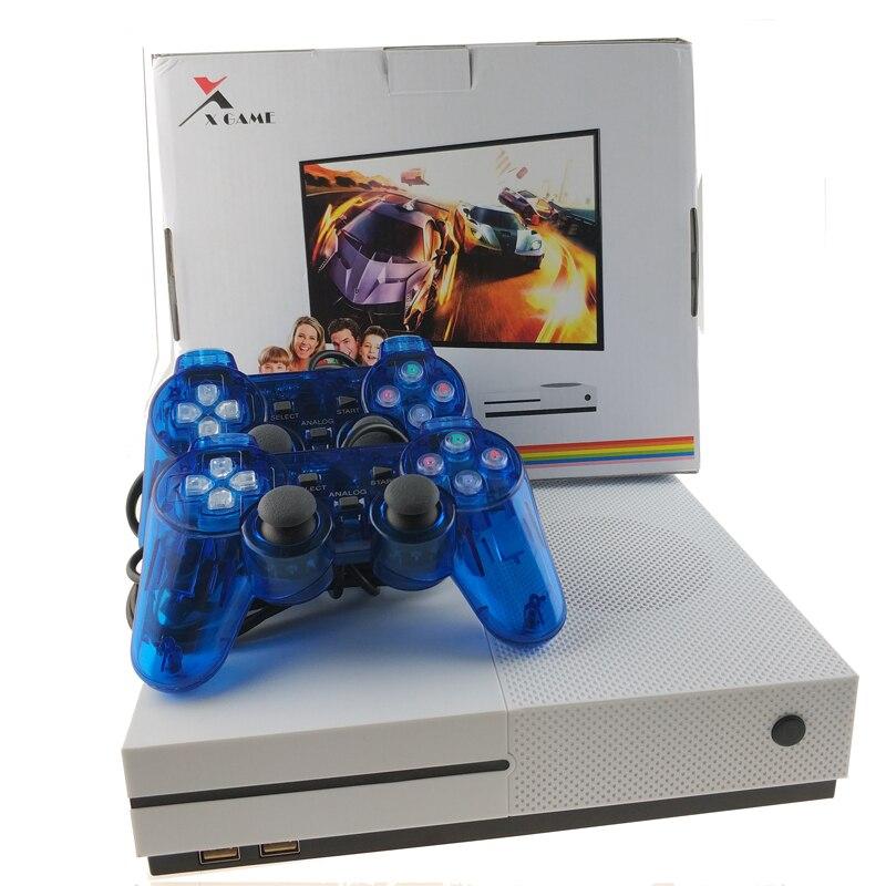 Console de jeu vidéo TV HDMI XGame lecteur de jeu portable intégré 600 jeux différents pour GBA/SNES/SMD/NES pour Nes jeu