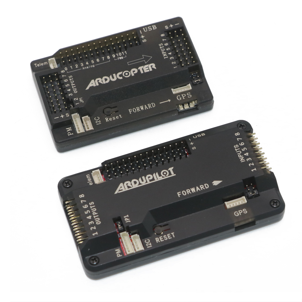 APM2.8 APM 2.8 Controllore di Volo laterale Bordo pin/pin dritto Built-In con la Bussola per FPV RC Aereo Drone ArduPilot mega
