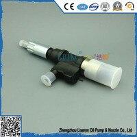 Peças de motor diesel injector ERIKC assembléia 970950-0547 (8981518370) e CR common rail injector conjunto completo 9709500547