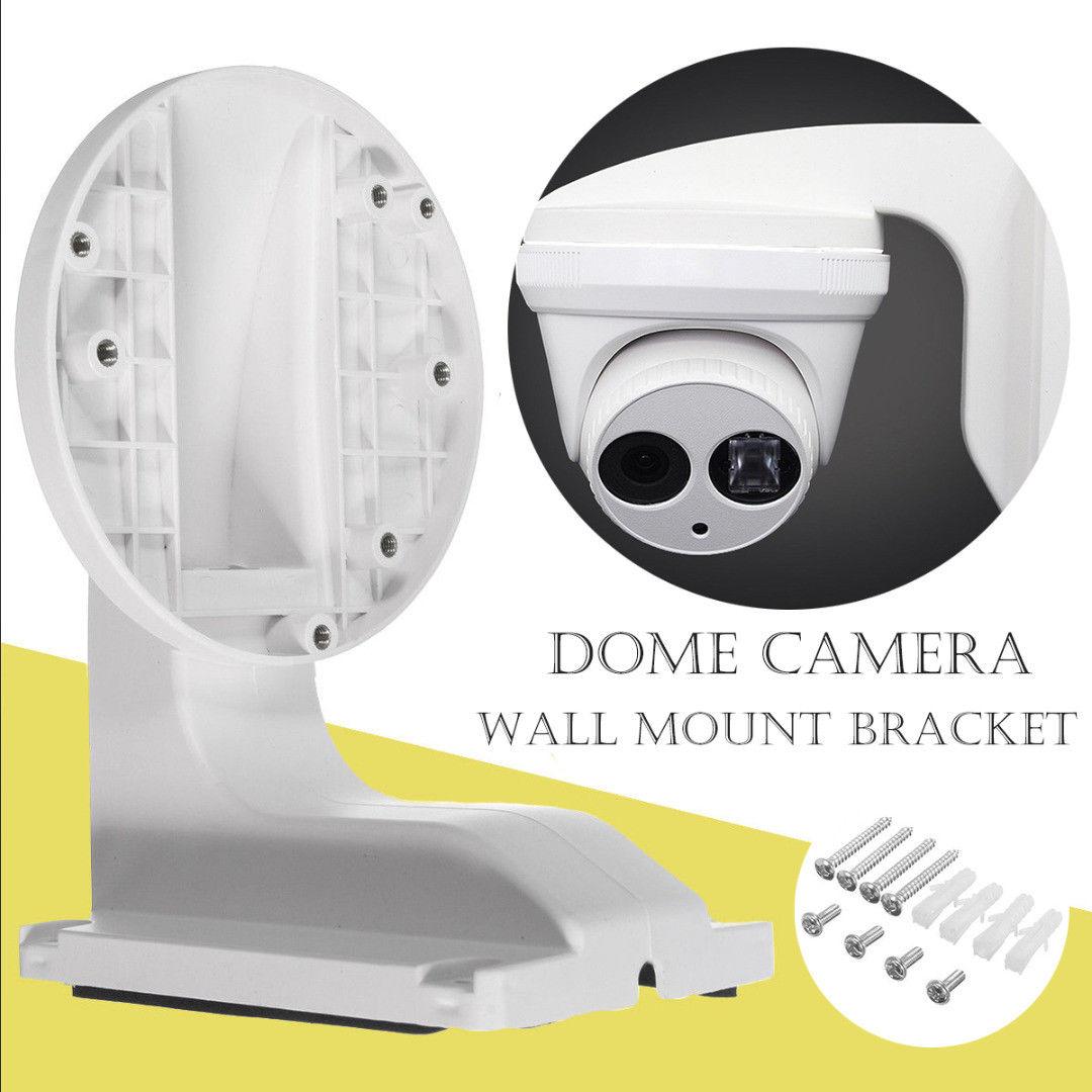 Wasserdichte Kunststoff Indoor Wand Halterung DS-1258ZJ Passt für Hikvision IP Dome Kamera Zubehör Teil Liefert