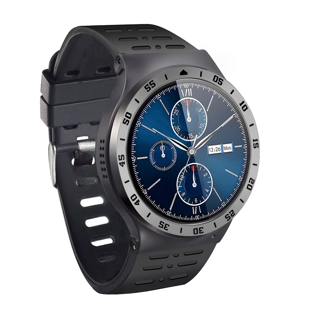 New Arrive Stylish S99A Android OS SmartWatch 8G ROM Touch Screen 3G GPS WIFI Fitness Tracker