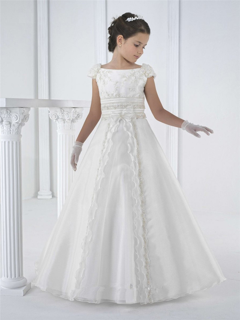 2016 Graceful Girls First Holy Communion Dresses For ...