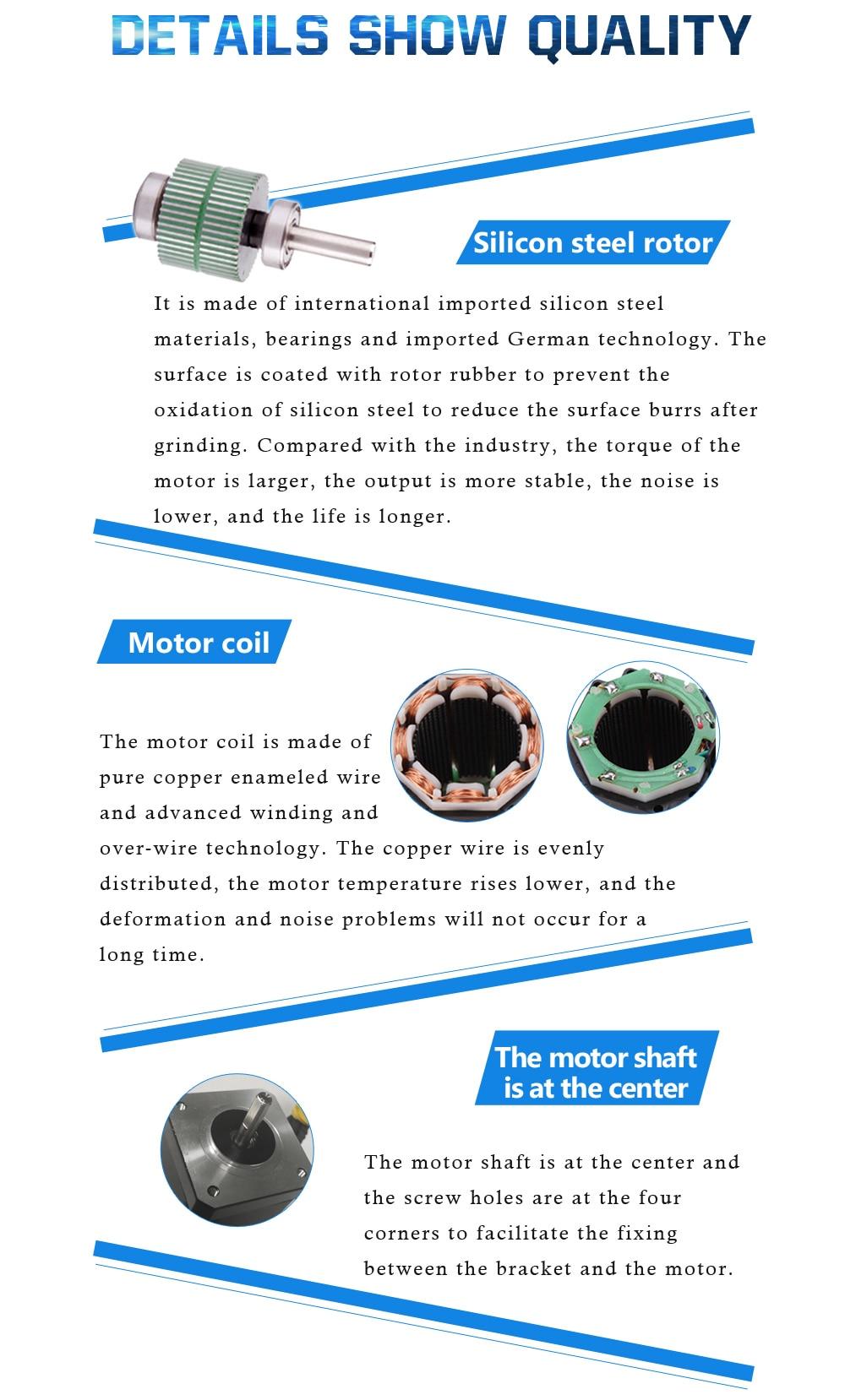 1.8a para cnc máquina de trituração impressora 3d frete grátis