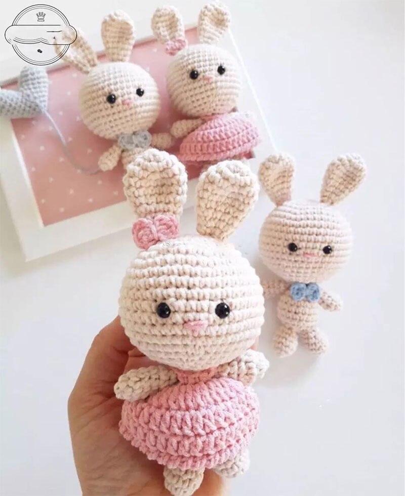 Amigurumi Cute Bunny Free Pattern #crochetamigurumifreepatterns ... | 980x800