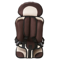 Adjustable Baby Children Car Safety Seats For 9 36Kg Baby Thickening Cotton Infant Car Seats For