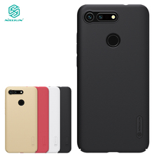 Nillkin case for Huawei Honor V20 cover Matte mobile phone shell Ultra thin PC Hard cover for Huawei Honor View 20 стоимость