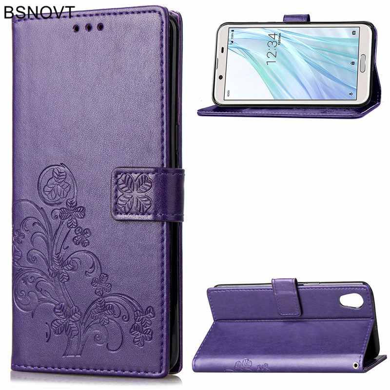 For Sharp Shv43 Case Soft Silicone Leather Bumper Anti knock Phone Case For Sharp Shv43 Cover For Sharp Shv43 Phone Bag Case in Flip Cases from Cellphones Telecommunications
