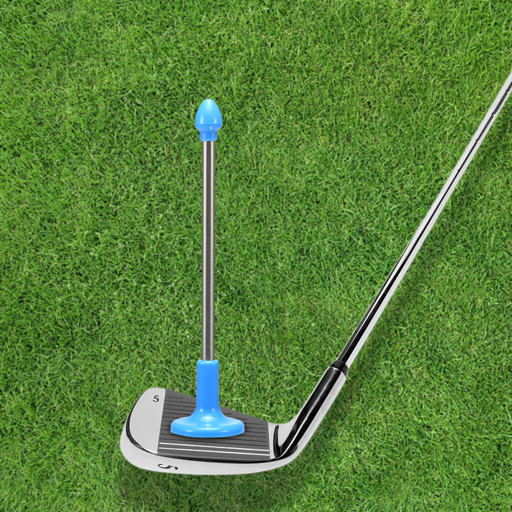 Golf Metal Magnetic Lie Angle Tool Golf Accessories Face Aimer Training Adjustable Alignment Correction Training Aid Rod 골프