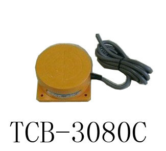 Inductive Proximity Sensor TCB-3080C PNP 3WIRE NO DC6-36V Detection distance 80MM remote Proximity Switch sensor switch inductive proximity sensor ni80 3040c pnp 3wire no dc6 36v detection distance 40mm proximity switch sensor switch