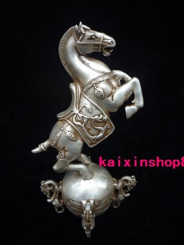 Rare Qing Dynasty (KangXi1661-1722) Bronze flying Horse Statue/ Sculpture,free shippingRare Qing Dynasty (KangXi1661-1722) Bronze flying Horse Statue/ Sculpture,free shipping